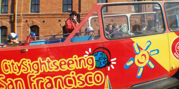 Passeios para fazer com os ônibus turísticos em San Francisco