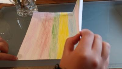 paso 1 barquito de papel