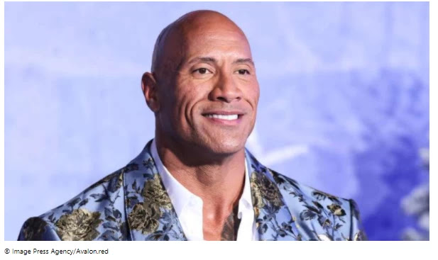 Dwayne Johnson tops Forbes rich list for second year