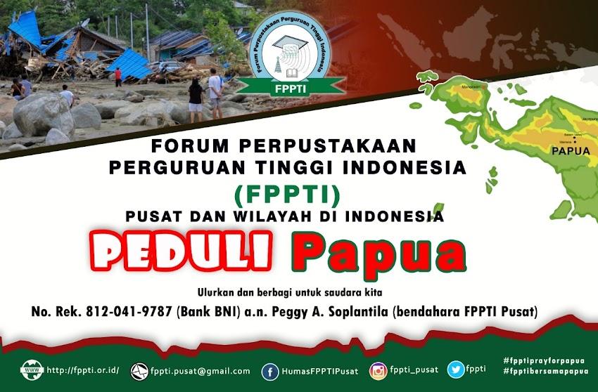 FPPTI Peduli Papua