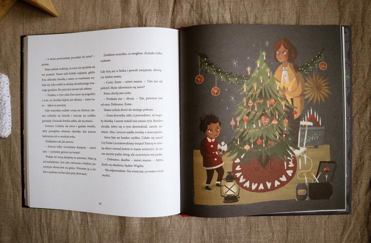 Jak ratowaliśmy Wigilię, Zakamarki, otymze.pl