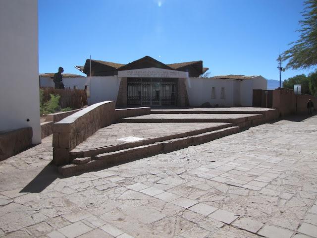 Museu Arqueológico e Etnológico em Calama