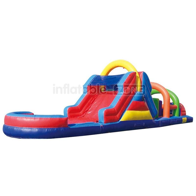Inflatable Water Slide Toyworld: Inflatable Zone, Palloni Gonfiabili Per Giochi Sicuri