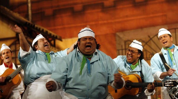Los gitanos de El Puerto preparan un coro para el Carnaval de Cádiz 2022