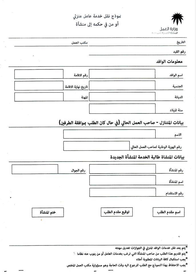 تحميل ملف خطاب تعريف عربي إنجليزي Doc