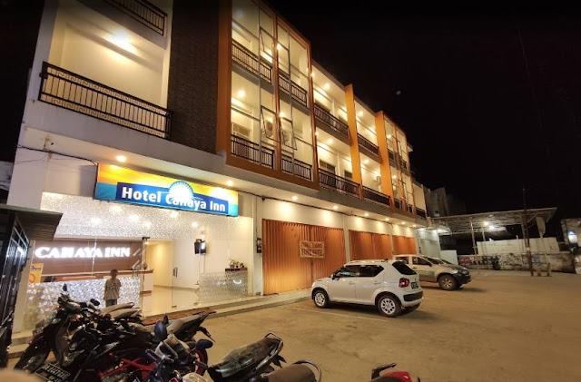 Hotel Cahaya Inn Batulicin Kalimantan selatan