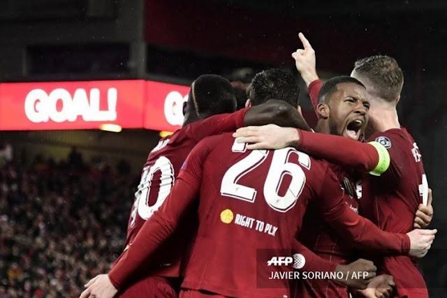 Liverpool Tersingkir, 4 Tim Melaju ke Perempat Final Liga Champions