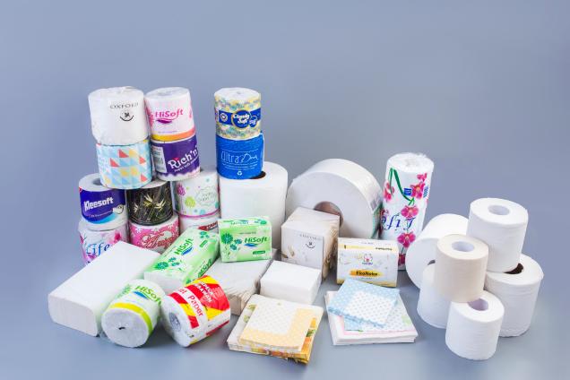 thủ tục nhập khẩu khăn giấy ước, giấy vệ sinh, giấy tissue