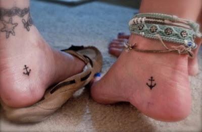 Mulher: Tatuagens femininas e delicadas para você se inspirar