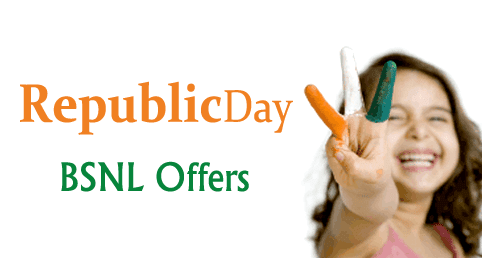 BSNL Republic Day Offers Mobile