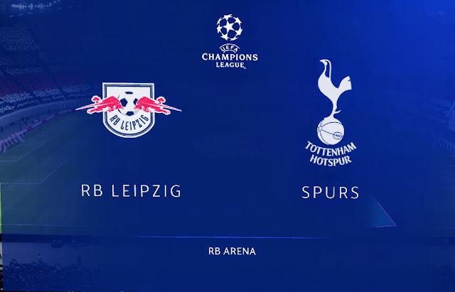 موعد مباراة توتنهام ولايبزيج القادمة والقنوات الناقلة في إياب دور ال 16 لحساب منافسات دوري أبطال أوروبا موسم 2019-2020