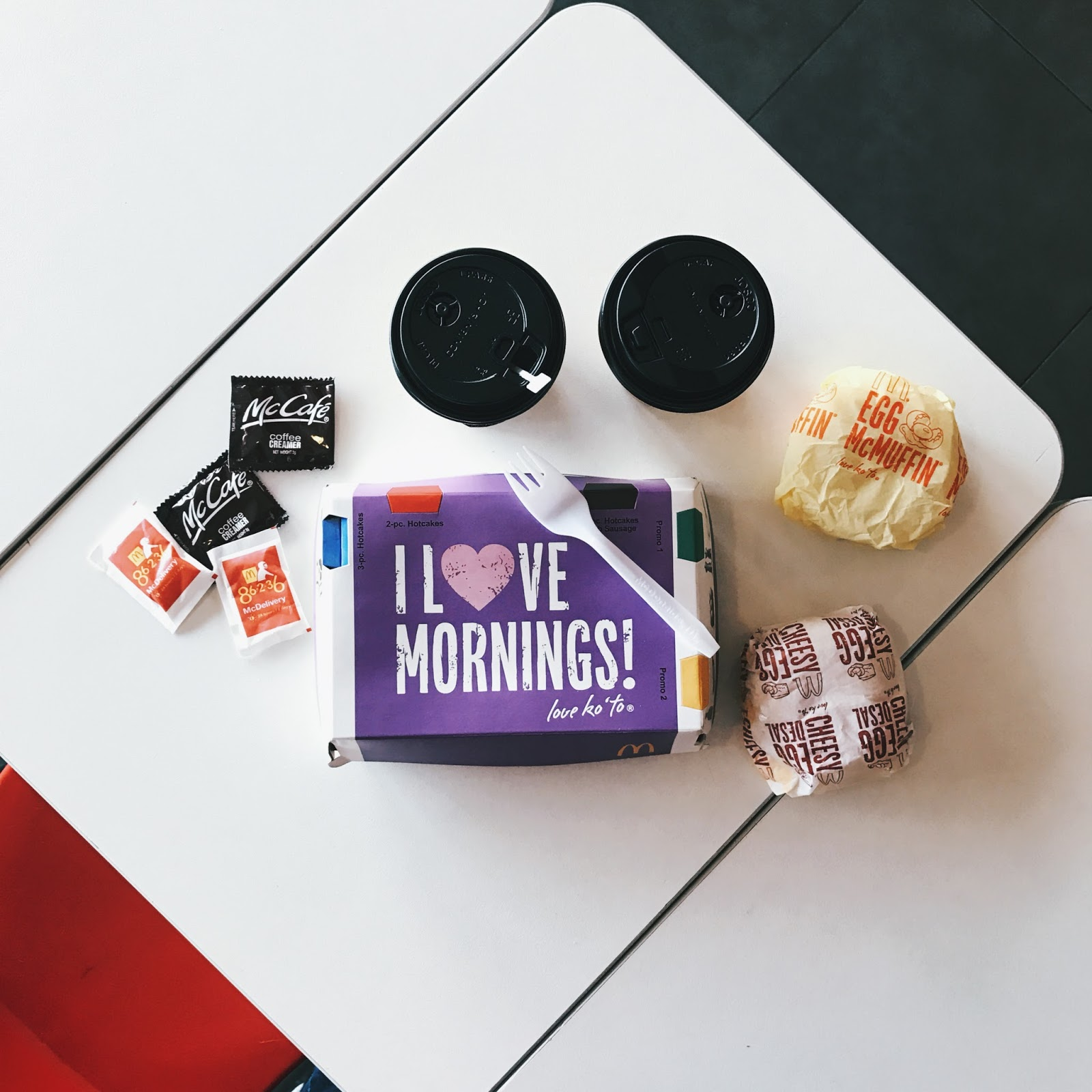 McDonald's 5th National Breakfast Day