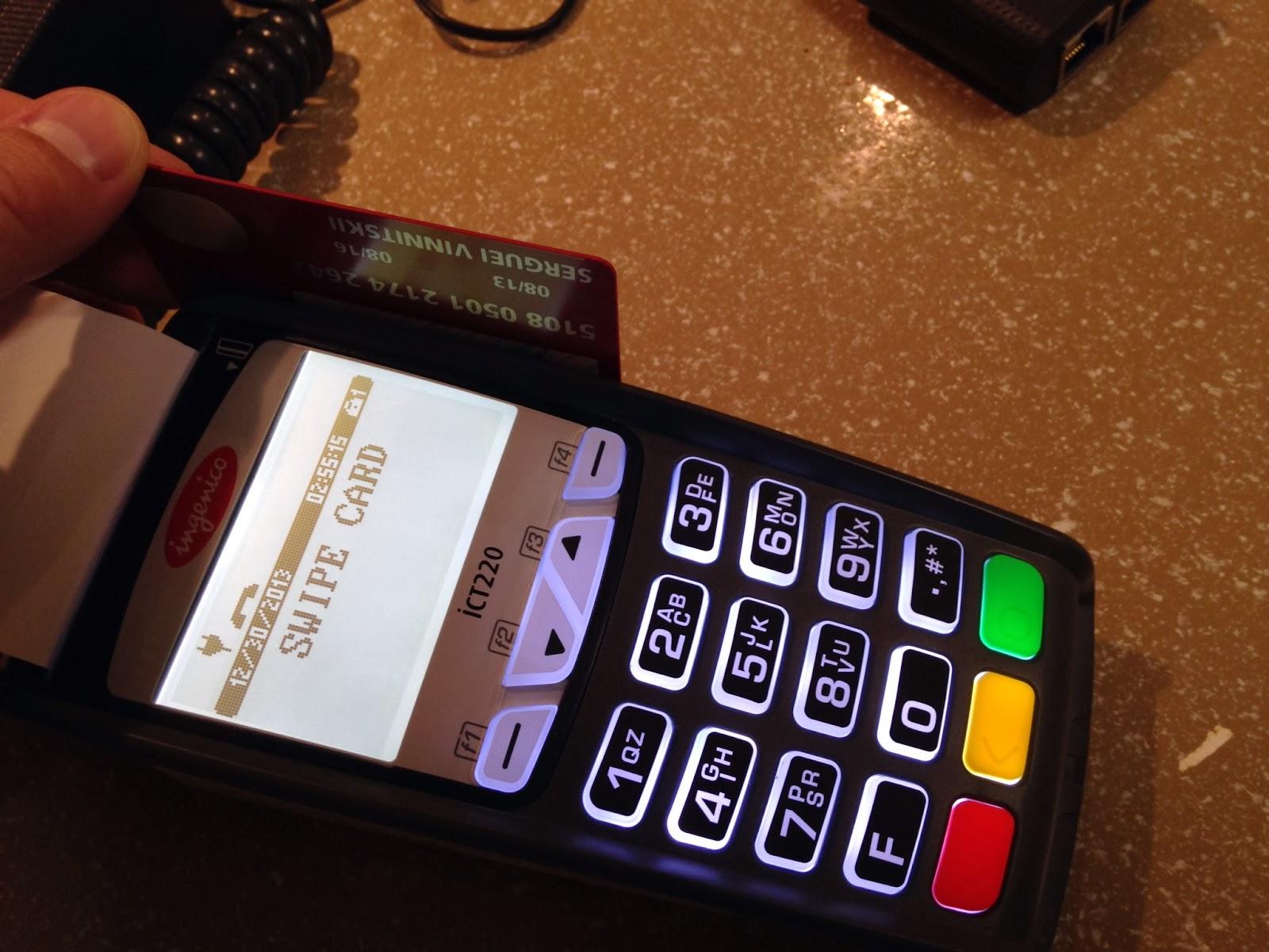 Ingenico Credit Card Machine Manual