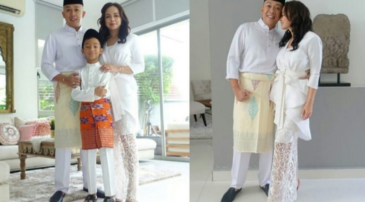 Netizen Troll Baju Raya Nora Danish Jarang Macam Alas Meja, Terlalu Seksi