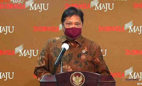 Pemerintah Batasi Kegiatan Masyarakat di Jawa-Bali Mulai 11-25 Januari 2021