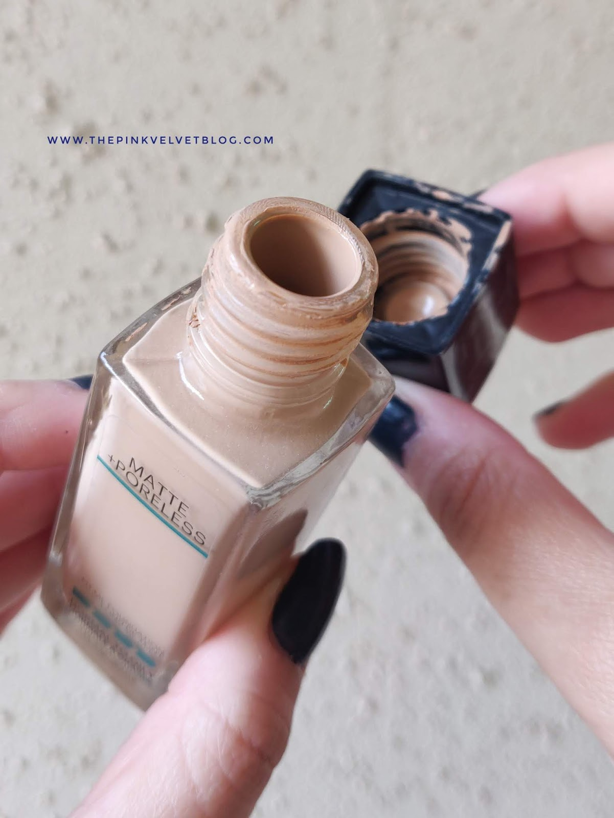 Maybelline Fit Me Foundation (120 Classic Ivory) - Review and Swatches