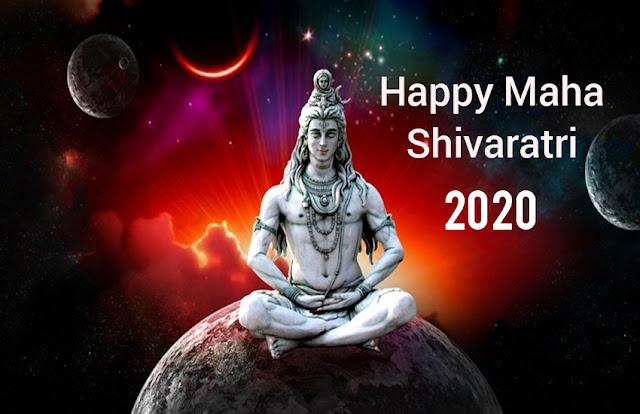 Maha shivaratri festival image 2020