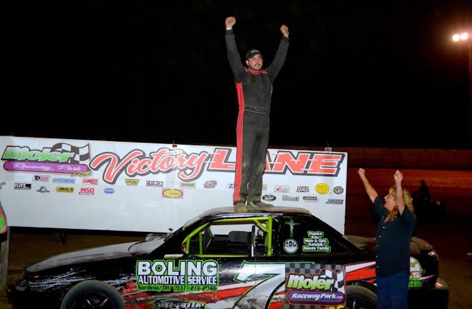 DRC King of Compact Night a Success at MRP