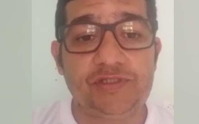 Quixabeira: Caminhoneiro que testou positivo para Covid-19 faz relato em vídeo