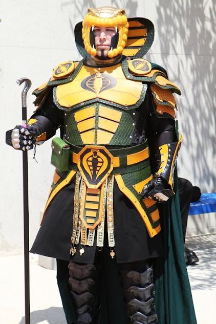 cobra-commander cosplay costume