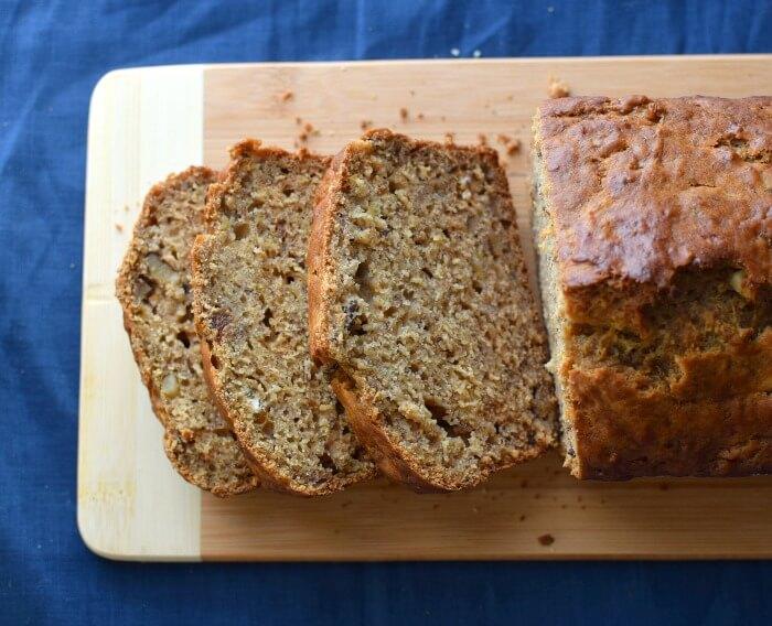 Cómo preparar el mejor pan de banana y ron, receta de aprovechamiento