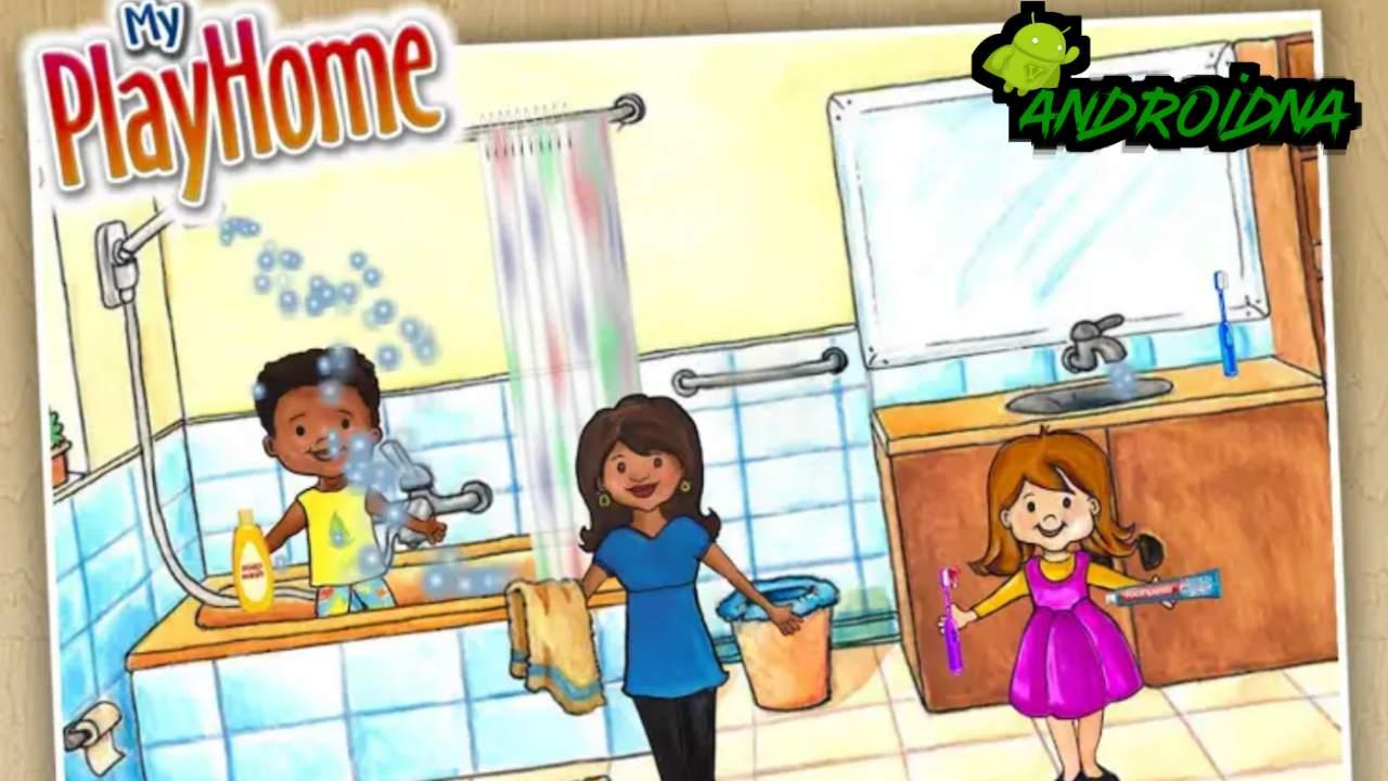 تحميل لعبة ماي بلاي هوم مجانا التحديث الجديد