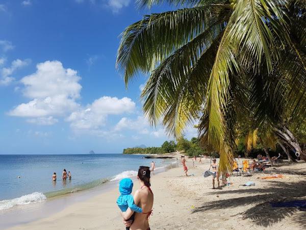 Visiter la Martinique avec un bébé !