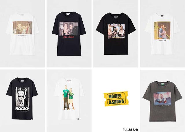 camisetas-pelis-series-pull-and-bear