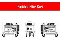 Portable Filter Cart: Prinsip dan Kegunaannya