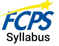 FCPS part 1 syllabus