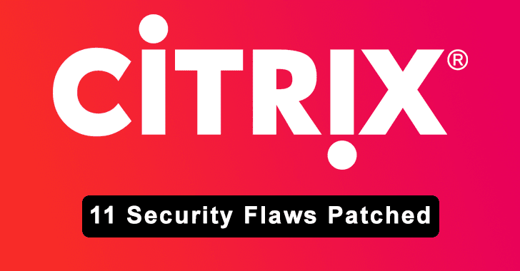 Citrix patched