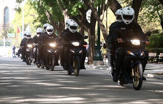 Θεσσαλονίκη: Οι «Ράμπο» με τα δίκυκλα-Η νέα ομάδα καταστολής εγκλήματος
