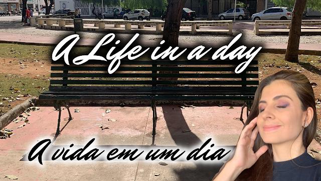 A vida em um dia de uma mãe e dona de casa na quarentena! (Meu primeiro vlog)