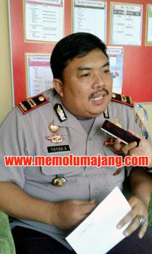 Iptu Totok Sudarsono, S.Sos