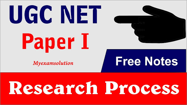 ugc net notes, research notes for ugc net