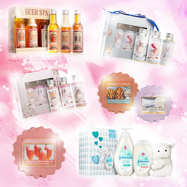 Darčekové sady Bohemia Gifts & Cosmetics