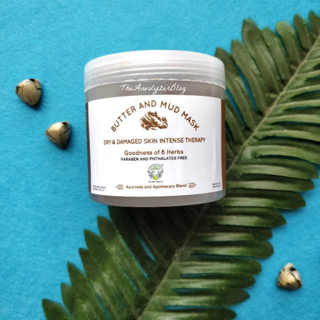 REVIEW : Butter and Mud Mask by Greenberry Organics