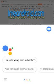 Cara Mudah menggunakan ok google di Hp android [ Google Asisstance ]