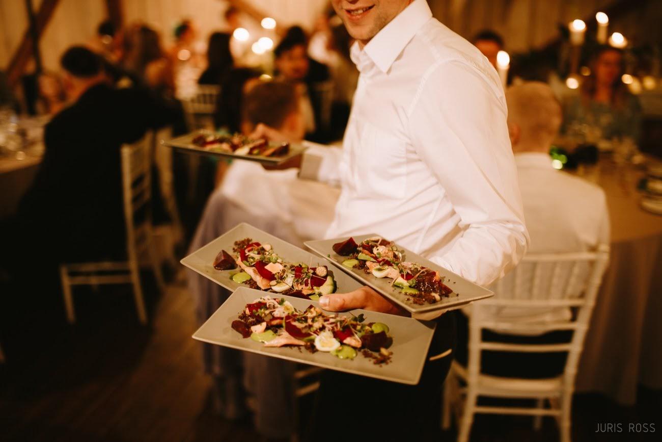 kāzu ēdiens