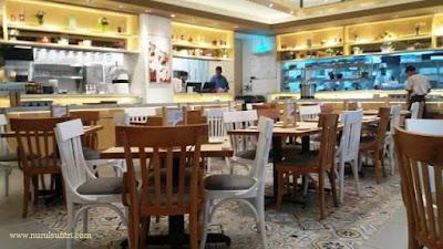 makan enak di imperial kitchen adn dimsum mall pesona square depok nurul sufitri blogger