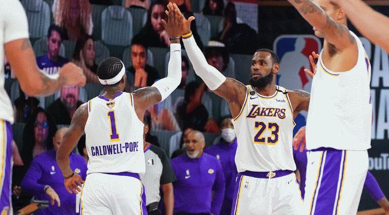 Lakers win 17th NBA title