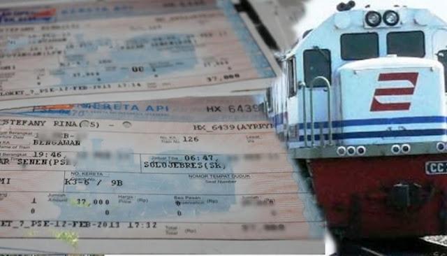 Cari Tiket Kereta Buat Liburan