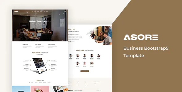 Best Business Bootstrap 5 Template