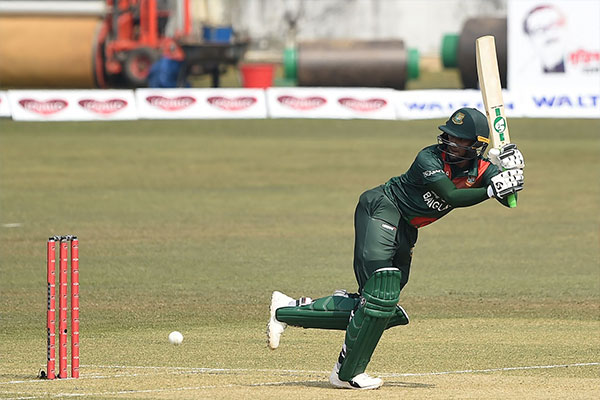 Shakib has a record of 6000 runs and 3000 wickets in the country