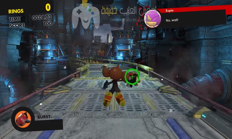 تحميل لعبة Sonic Forces بحجم صغير