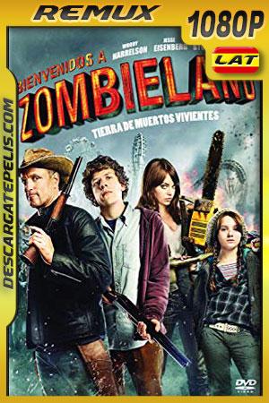 Zombieland (2009) 1080p BDRemux Latino – Ingles