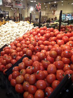 Tomatoes at Freshfields Farms