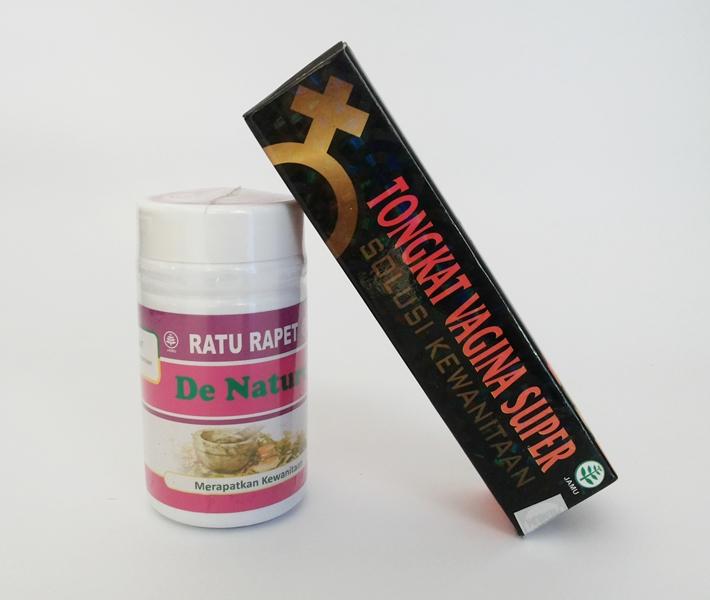 Obat Perapat Vagina Longgar Herbal de Nature | Alami Aman Ampuh
