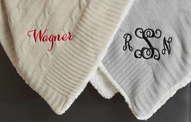 Cozy, Custom Throw Blanket