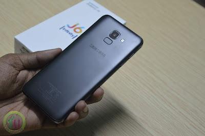 Samsung Galaxy J6 : Face Unlock, Fingerprint Scanner Setup & Working